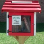 Cleveland Kids' Book Bank Little Free Library