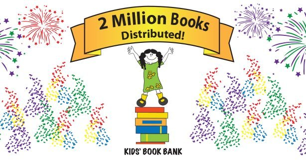 Cleveland Kids' Book Bank 2 Million Books