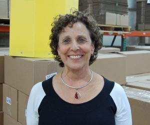 Cleveland Kids' Book Bank Co-founder & Executive Director Judy Payne