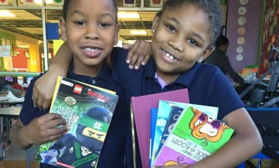 Six Books Can Make a Difference! Help Us Stop the Summer Slide